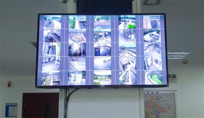 投资贝博app安卓下载中心办公大厅视频监控系统正式上线