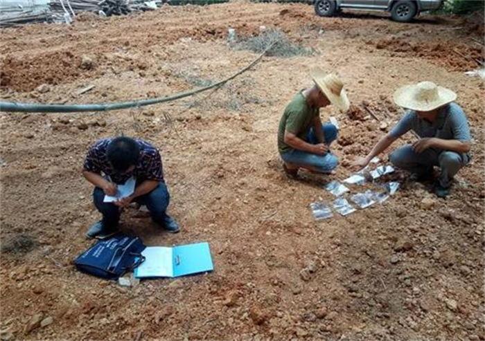 郑州市某锌厂项目(土壤调查)