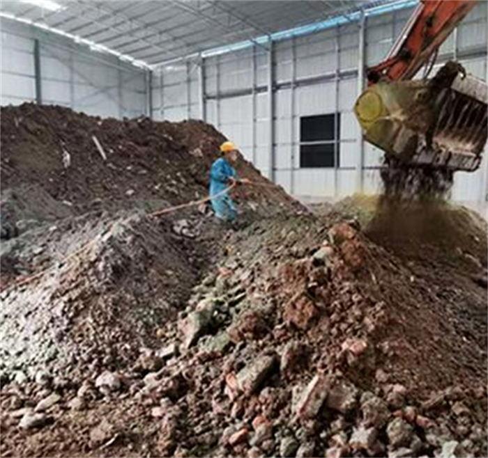 广西省某化肥厂项目(污染土壤治理)